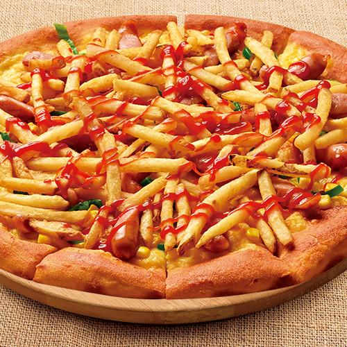 ピザ・ポテト