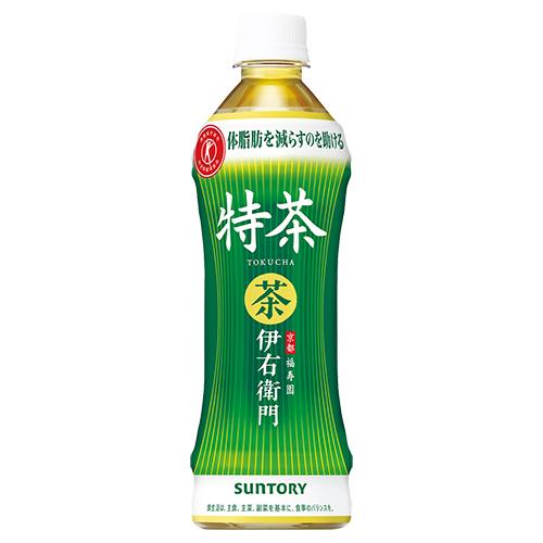 サントリー緑茶 伊右衛門 特茶(500mL)