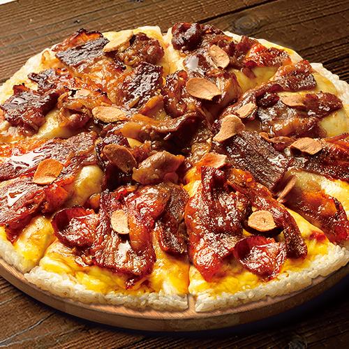 焼肉ライスピザ