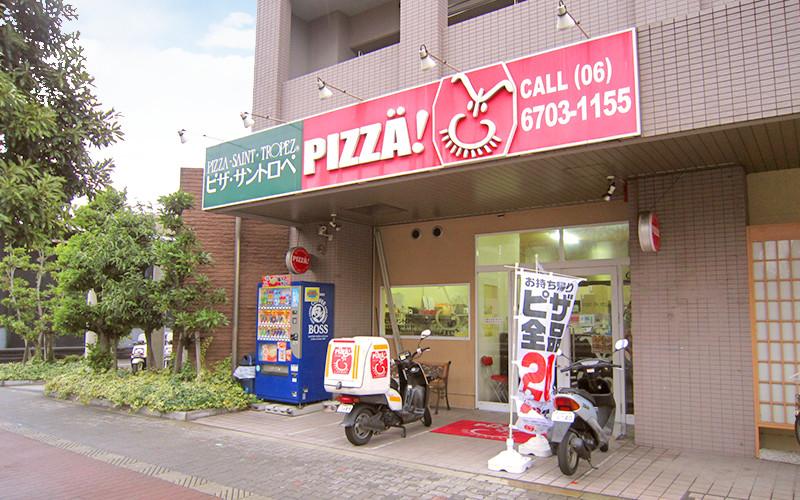 東住吉店 店舗写真